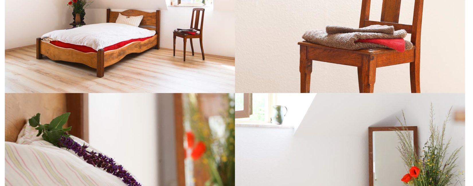· Unsere Zimmer