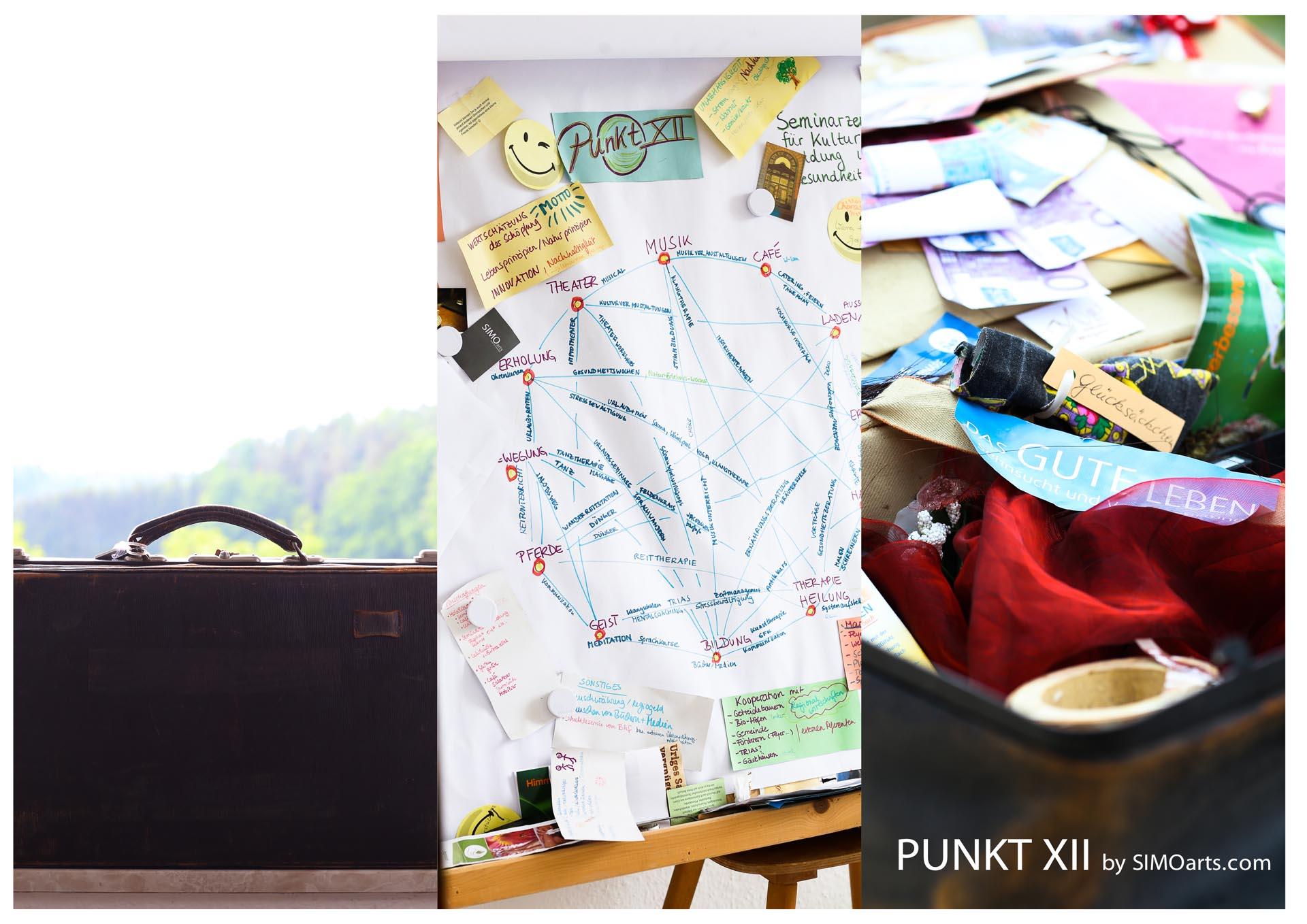 PUNKT XII ist ein Ort zum Mitgestalten
